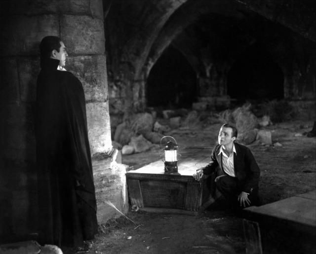 %22Dracula%22 (1931-Tod Browning) Bela Lugosi Dwight Frye