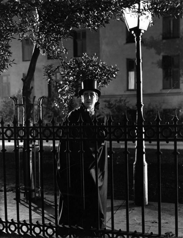 %22Dracula%22 (1931-Tod Browning) Bela Lugosi.