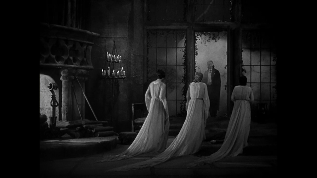 %22Dracula%22 (1931-Tod Browning) DRACULA AND HIS BRIDES