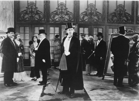 %22Dracula%22 (1931-Tod Browning) screenshot. Bela Lugosi