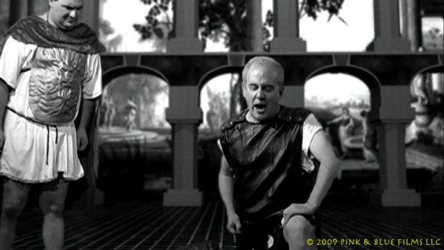 %22W THE MOVIE%22 JAMES MANNAN AS BRUTUS