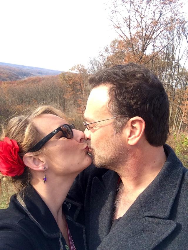 aja rossman gray alfred eaker flower kiss