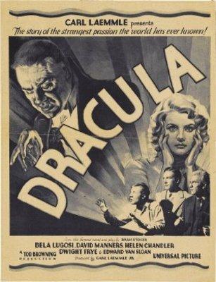 Dracula (1931-Tod Browning) poster