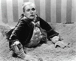 Tod Browning Freaks 1933 STILL