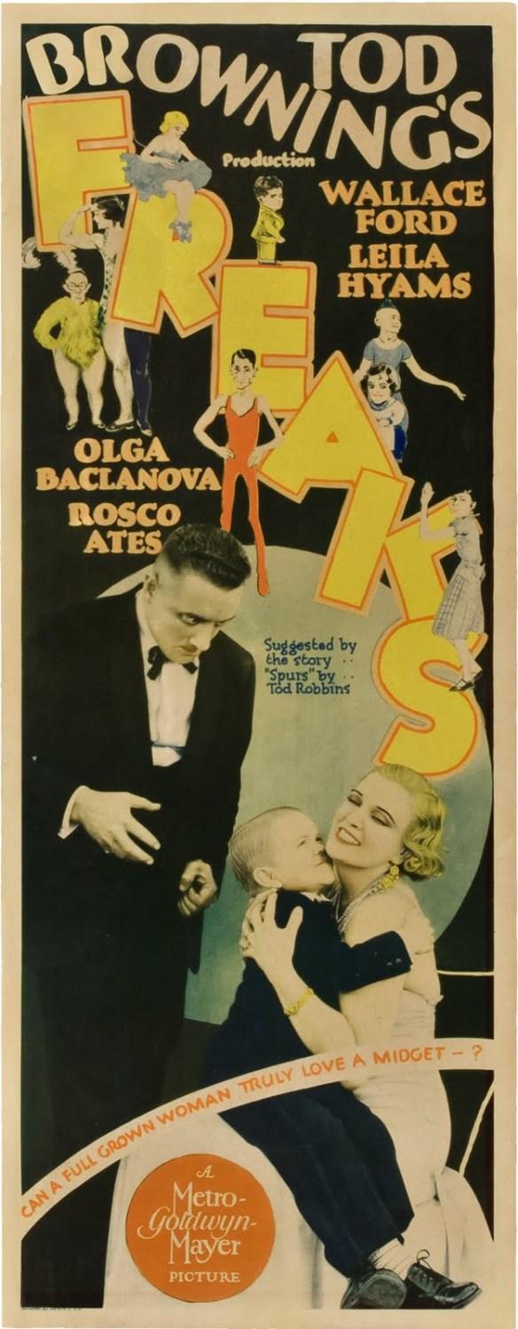 Tod Browning Freaks 1933