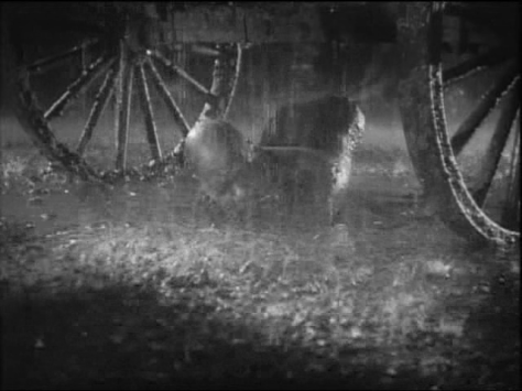 Tod Browning Freaks crawl finale