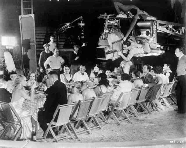 Tod Browning Freaks filming One of Us 1932