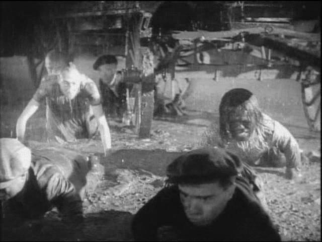 Tod Browning Freaks finale