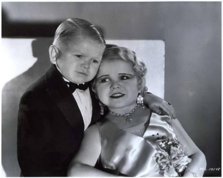 Tod Browning Freaks Harry and Daisy
