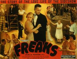 Tod Browning Freaks MGM