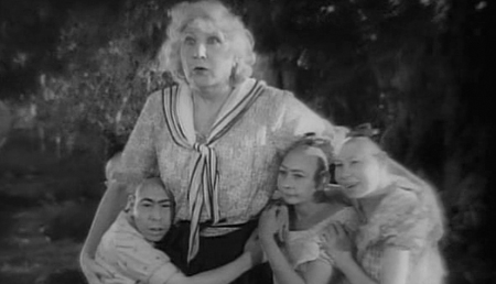 Tod Browning Freaks PINHEADS