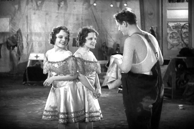Tod Browning Freaks siemese twins