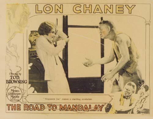 TOD BROWNING Road To Mandalay Lobby