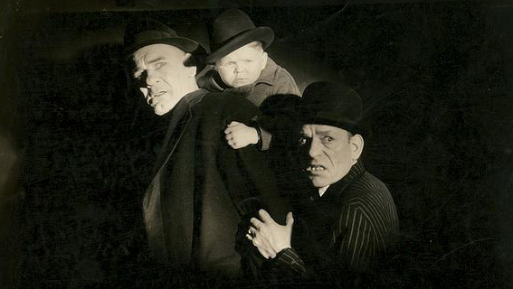 Tod Browning The Unholy Three still