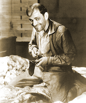 TOD BROWNING WEST OF ZANZIBAR 1928 Lon Chaney