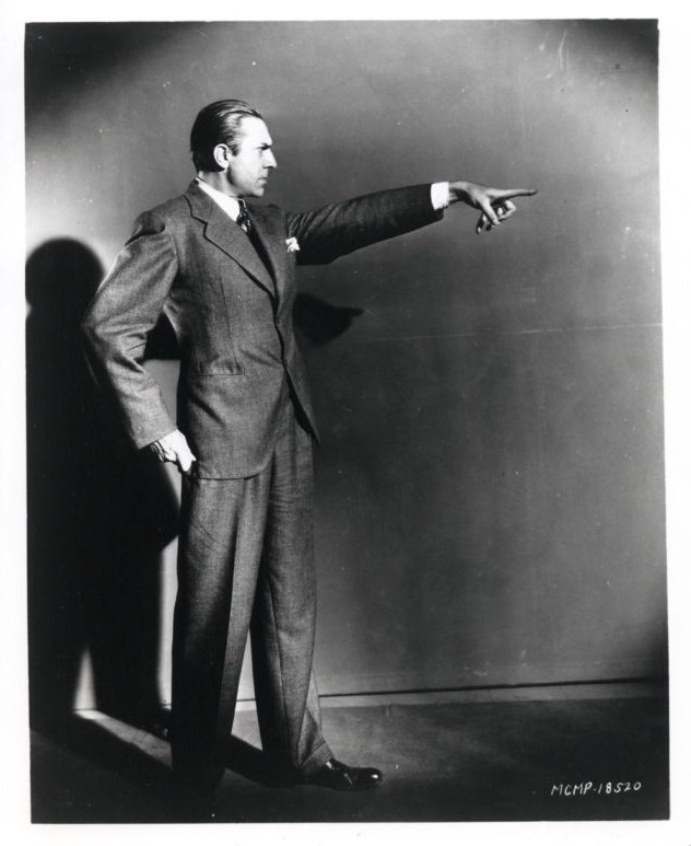 BELA LUGOSI 13TH CHAIR PUBLICITY