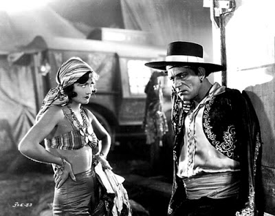 Lon Chaney Joan Crawford Tod Browning's The Unknown 1927