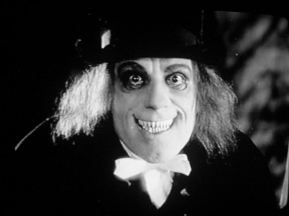Tod Browning LONDON AFTER MIDNIGHT CHANEY CLOSEUP