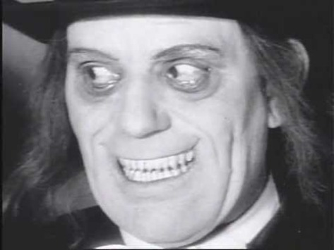 Tod Browning LONDON AFTER MIDNIGHT CHANEY MAKEUP