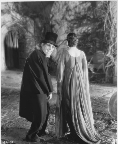 Tod Browning LONDON AFTER MIDNIGHT LON CHANEY AND EDNA TICHENOR