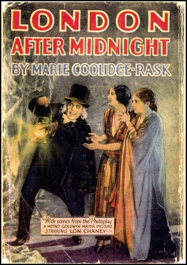 Tod Browning LONDON AFTER MIDNIGHT MGM