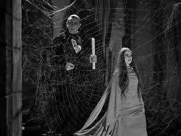 Tod Browning MARK OF THE VAMPIRE BORLAND LUGOSI