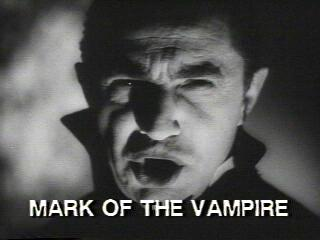 Tod Browning MARK OF THE VAMPIRE TRAILER