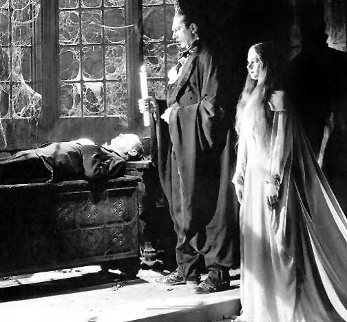 Tod Browning MARK OF THE VAMPIRE