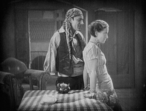 Tod Browning The Unknown Chaney & Crawford