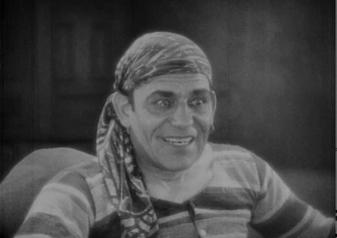 Tod Browning The Unknown Chaney eyes