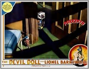 The Devil Doll lobby