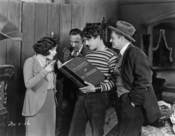 Tod Browning %22The Show%22 (1927) John Gilbert