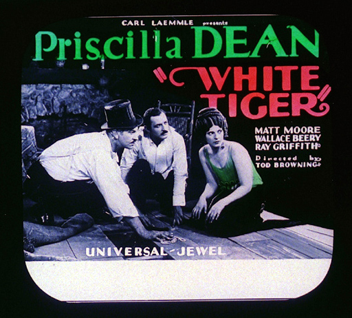 deformed white tiger pictures. TOD BROWNING#39;S WHITE TIGER