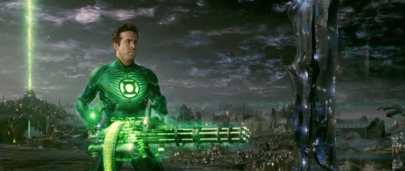 Green Lantern (2011) screenshot