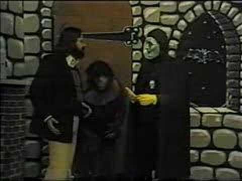 Sammy Terry (Bob Carter) Nightmare Theatre