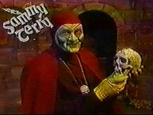 Sammy Terry (Bob Carter) Nightmare Theatre.