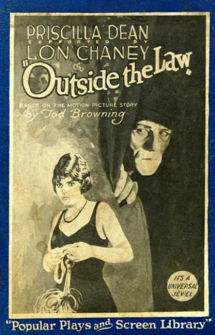 Tod Browning Outside The Law popular plays