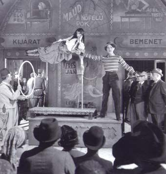 Tod Browning The Show Gilbert