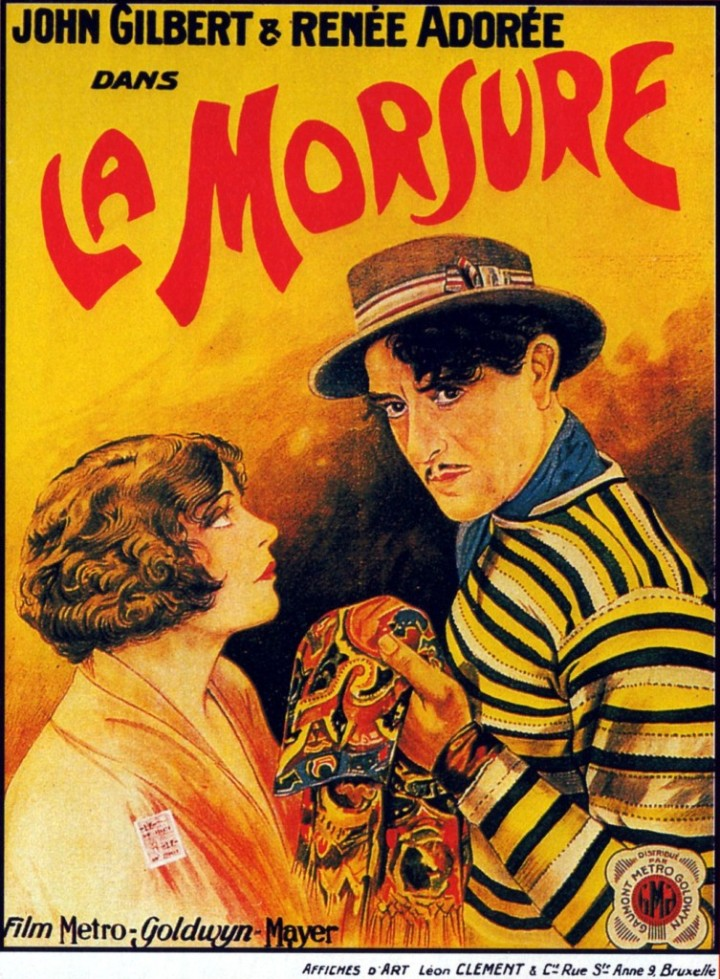 Tod Browning The Show poster