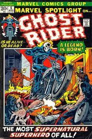 Ghost RIder- Marvel Spotlight (Mike Ploog)