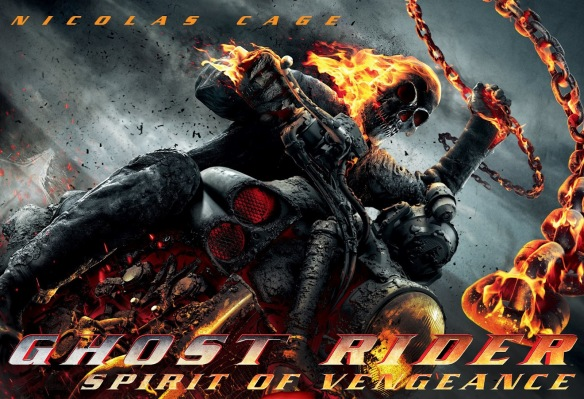 Ghost Rider- Spirit of Vengence