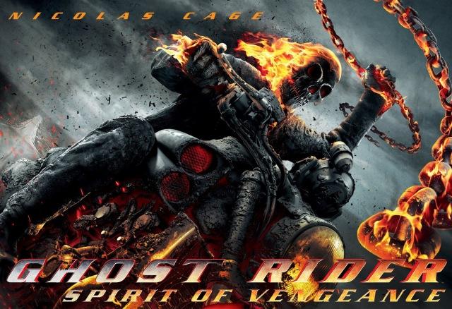 Ghost Rider- Spirit of Vengence