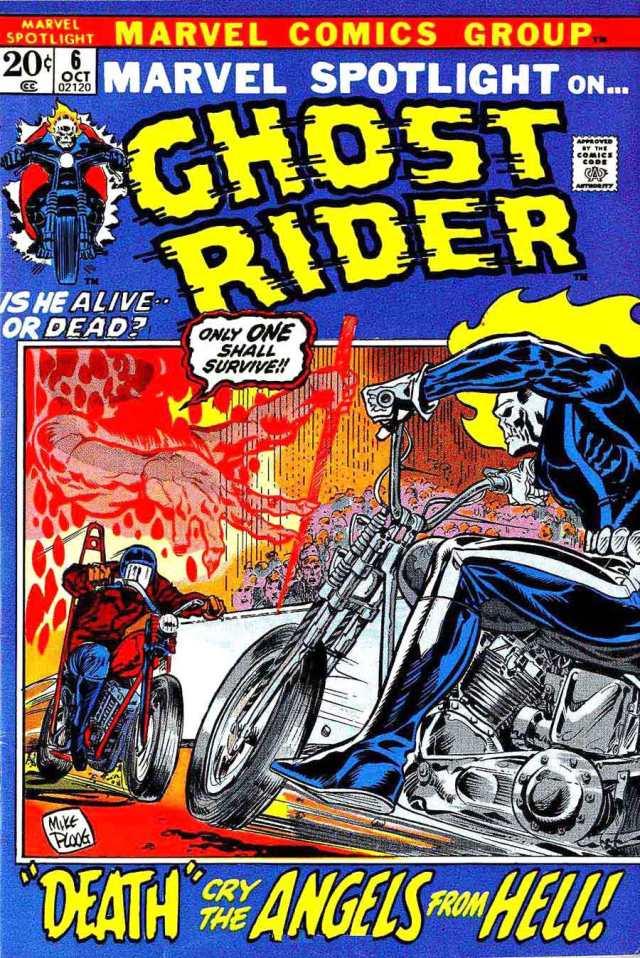 Marvel Spotlight on Ghost Rider