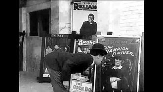 Charlie Chaplin A Film Johnnie
