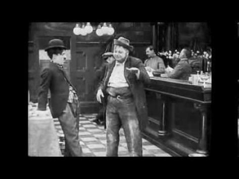 Charlie Chaplin His Favorite Pastime