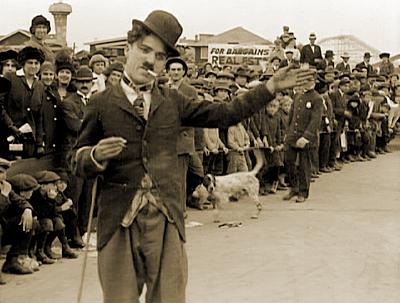 Charlie Chaplin Kid Auto Races At Venice