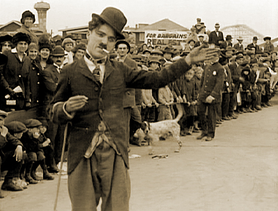 Charlie Chaplin Kid Auto Races At Venice
