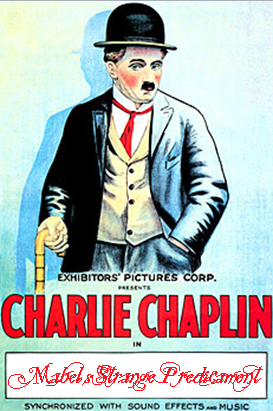 Charlie Chaplin Mabel's Strange Predicament