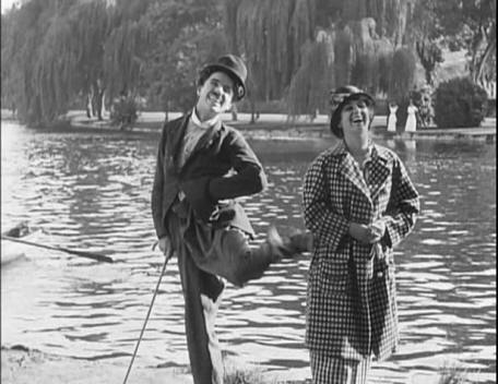 Charlie Chaplin Recreation