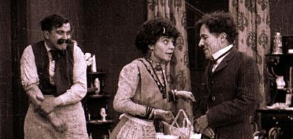Charlie Chaplin Star Boarder